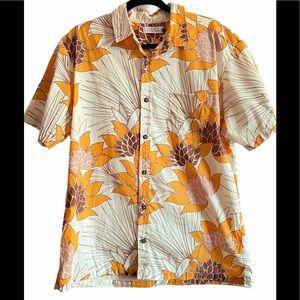 Ava Sky Men's Shirt Kainoa Cream Palawan